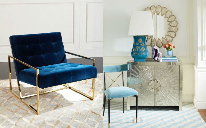 Jonathan adler gives us tips for the modern sitting room for Modern sitting chairs