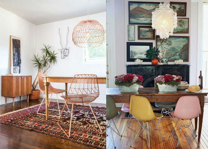 10 Vintage Ideas with modern chairs (9) 10 Vintage Decorating Ideas with Modern Chairs 10 Vintage Decorating Ideas with Modern Chairs 10 Vintage Ideas with modern chairs 9