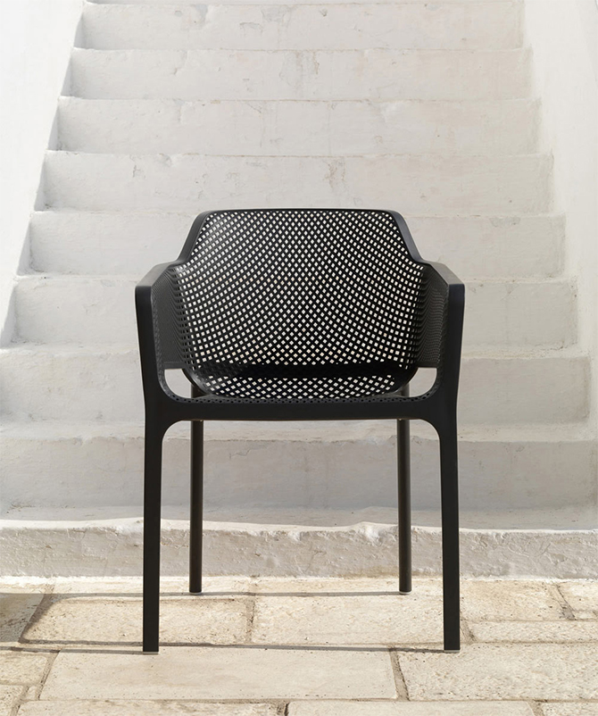NET - A Chair with a Punched Pattern NET - A Chair with a Punched Pattern NET - A Chair with a Punched Pattern 2 2