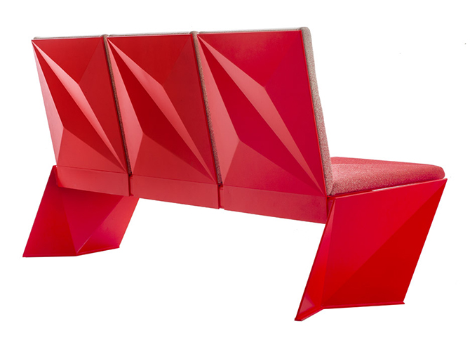 Creative Design - Gemma seating collection by Daniel Libeskind Creative Design - Gemma seating collection by Daniel Libeskind Creative Design – Gemma seating collection by Daniel Libeskind 6