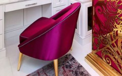 Feminine Design Inspirations Modern Chairs by Koket (4)