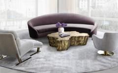 Modern living room: Stylish modern living room