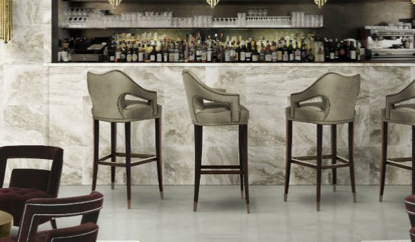 2016 barstools trends for a contemporary home bar cover