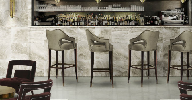 2016 barstools trends for a contemporary home bar cover counter stools New Contemporary Counter Stools for Your Kitchen by Brabbu 2016 barstools trends for a contemporary home bar cover