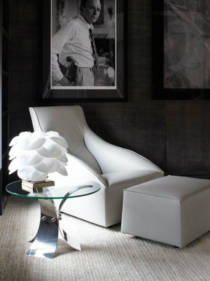 Decorate your Bedroom with a Luxurious White Armchair (2) White Armchair Decorate your Bedroom with a Luxurious White Armchair Decorate your Bedroom with a Luxurious White Armchair 4