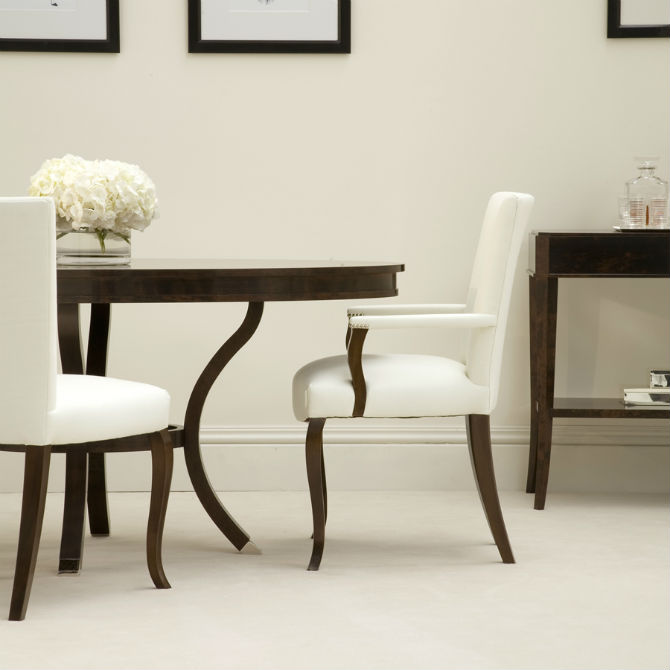 Designer Chairs: Helen Green Chair Collection