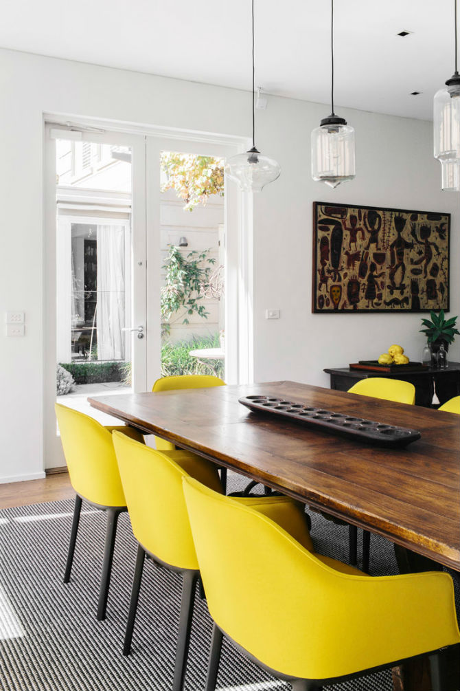 Dining Room ideas with Modern Chairs (9) dining room design ideas Dining Room Design ideas with Modern Chairs Dining Room Design ideas with Modern Chairs 9