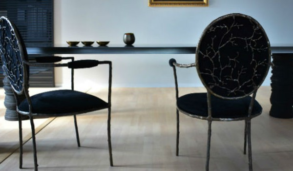 Dining Room Design ideas with Modern Chairs cover