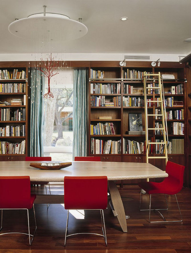 Fill your Modern Dining Room with Fabulous Red Chairs Modern Dining Room Fill your Modern Dining Room with Fabulous Red Chairs Fill your Dining Area with Colors Red Chair Inspiration 3