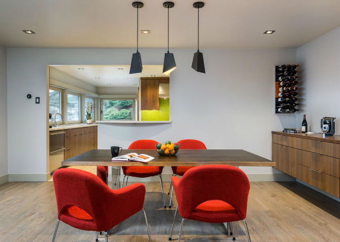 Fill your Dining Area with Colors Chair Inspiration (2) red chair Fill your Dining Area with Colors: Red Chair Inspiration Fill your Dining Area with Colors Red Chair Inspiration 4