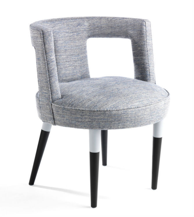 Modern Chairs Ideas Kokoon Club Chair by Jean-Louis Deniot (7) modern chairs Modern Chairs Ideas: Kokoon Club Chair by Jean-Louis Deniot Modern Chairs Ideas Kokoon Club Chair by Jean Louis Deniot 7