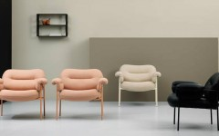 Modern Chairs Stockholm Furniture Fair 2016 Bollo chair in Fogia collection furniture