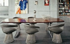 The Best Silver Chair for the Dining Room (2)