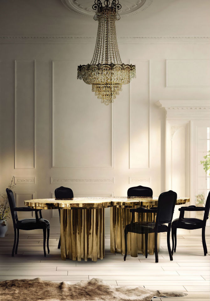 The Most Glamorous Leather Dining Chairs (2) Leather Dining Chairs The Most Glamorous Leather Dining Chairs The Most Glamorous Leather Dining Chairs 5