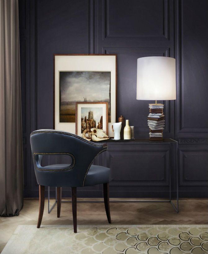 The Most Glamorous Leather Dining Chairs (2) Leather Dining Chairs The Most Glamorous Leather Dining Chairs The Most Glamorous Leather Dining Chairs 7