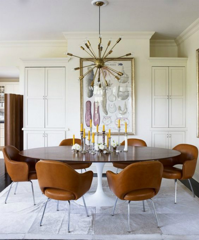 The Most Glamorous Dining Chairs (2) Leather Dining Chairs The Most Glamorous Leather Dining Chairs The Most Glamorous Leather Dining Chairs
