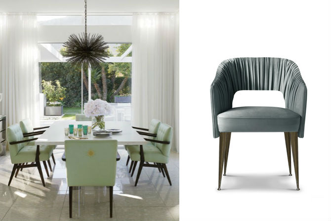 The Newest Spring Trends for Upholstered Dining Chairs (2) upholstered dining chairs The Newest Spring Trends for Upholstered Dining Chairs The Newest Spring Trends for Upholstered Dining Chairs 2
