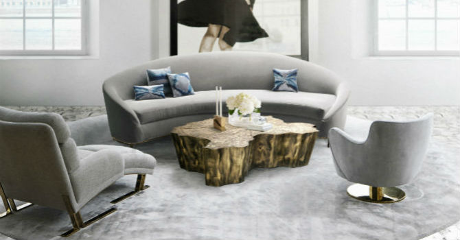 upholstery design with swivel chairs for living room