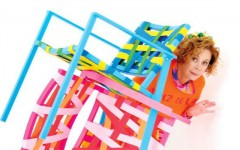 Agatha Ruiz de La Prada Reinterprets Chair Design Collection
