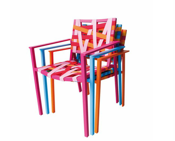 Agatha Ruiz de La Prada Reinterprets Chair Design Collection Chair Design Agatha Ruiz de La Prada Reinterprets Chair Design Collection Agatha Ruiz de La Prada Reinterprets Chair Design Collection 3