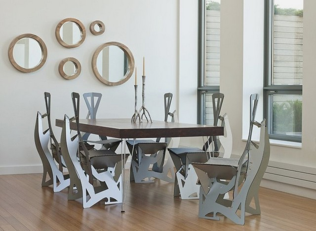 Best 50 Contemporary Dining Chairs Trending Right Now!