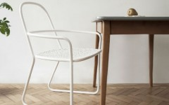 "Italian Design Furniture Show 2016 Presents ""Wide"" Chair"