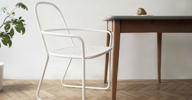 Italian Design Furniture Show 2016 Presents Wide Chair