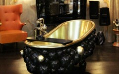 Modern Chairs in Luxurious bathroom design (2)