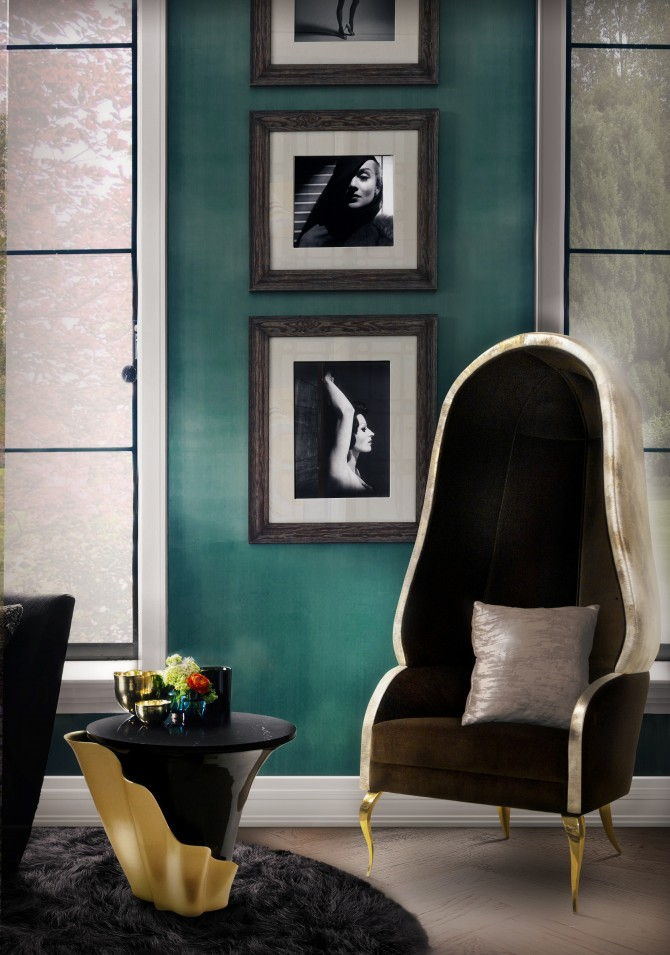 Best 50 Velvet Chair Trends For 2016, According to Pinterest (Part I)