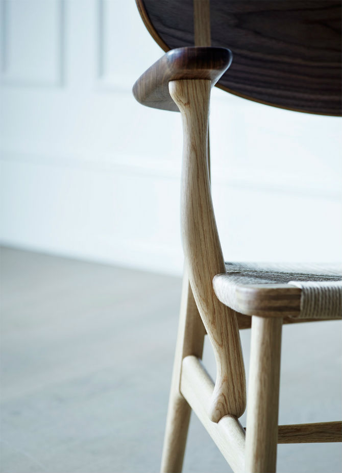 Designer Chairs Carl Hansen & Søn Relaunches CH22 Lounge Chair designer chairs Designer Chairs: Carl Hansen & Søn Relaunches CH22 Lounge Chair Designer Chairs Carl Hansen S  n Relaunches CH22 Lounge Chair 2