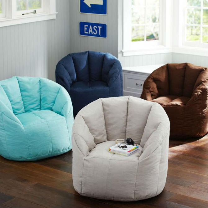 Fill Your Living Room With These Big Cushy Modern Chairs Modern Chairs Fill  Your Living Room