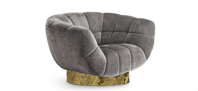 Designer Chairs For Living Room.  Fill Your Living Room with These Big Cushy Modern Chairs