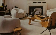 Fill Your Living Room with These Big Cushy Modern Chairs
