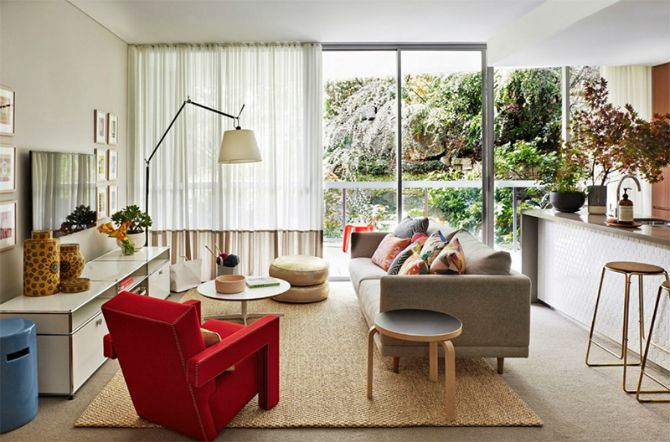 How to Decor your Living Room with a red chair red chair How to Decor your Living Room with a red chair How to Decor your Living Room with a red chair 5
