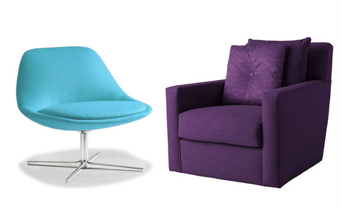 top 10 swivel chairs for the living room by elle decor swivel chairs top 10 swivel