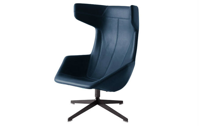Top 10 Chairs for the Living Room by Elle Decor Swivel Chairs Top 10 Swivel Chairs for the Living Room by Elle Decor Top 10 Swivel Chairs for the Living Room by Elle Decor 3