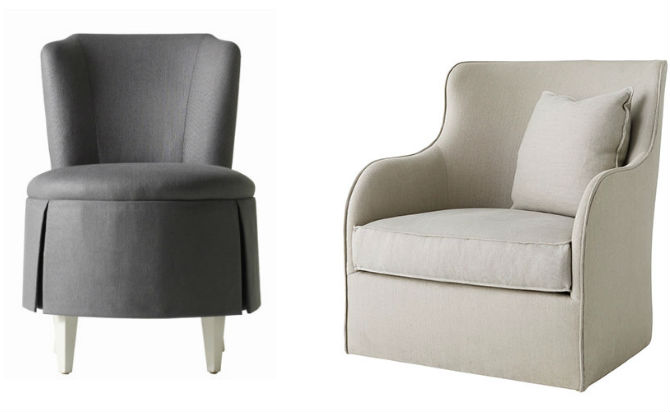 Top 10 Swivel Chairs for the Living Room by Elle Decor