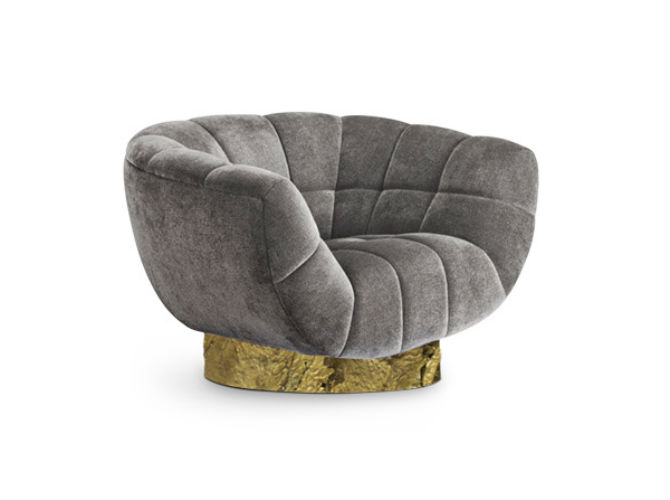 Top 10 Swivel Chairs for the Living Room by Elle Decor Swivel Chairs Top 10 Swivel Chairs for the Living Room by Elle Decor Top 10 Swivel Chairs for the Living Room by Elle Decor