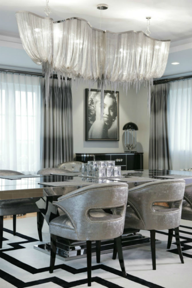 10 Rooms Made Even Better With a Silver Chair silver chair 10 Rooms Made Even Better With a Silver Chair 10 Rooms Made Even Better With a Silver Chair 4