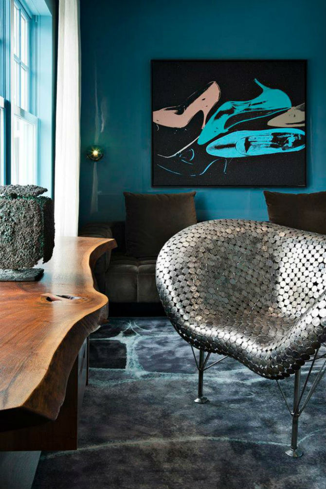 10 Rooms Made Even Better With Modern Chairs silver chair 10 Rooms Made Even Better With a Silver Chair 10 Rooms Made Even Better With a Silver Chair 6