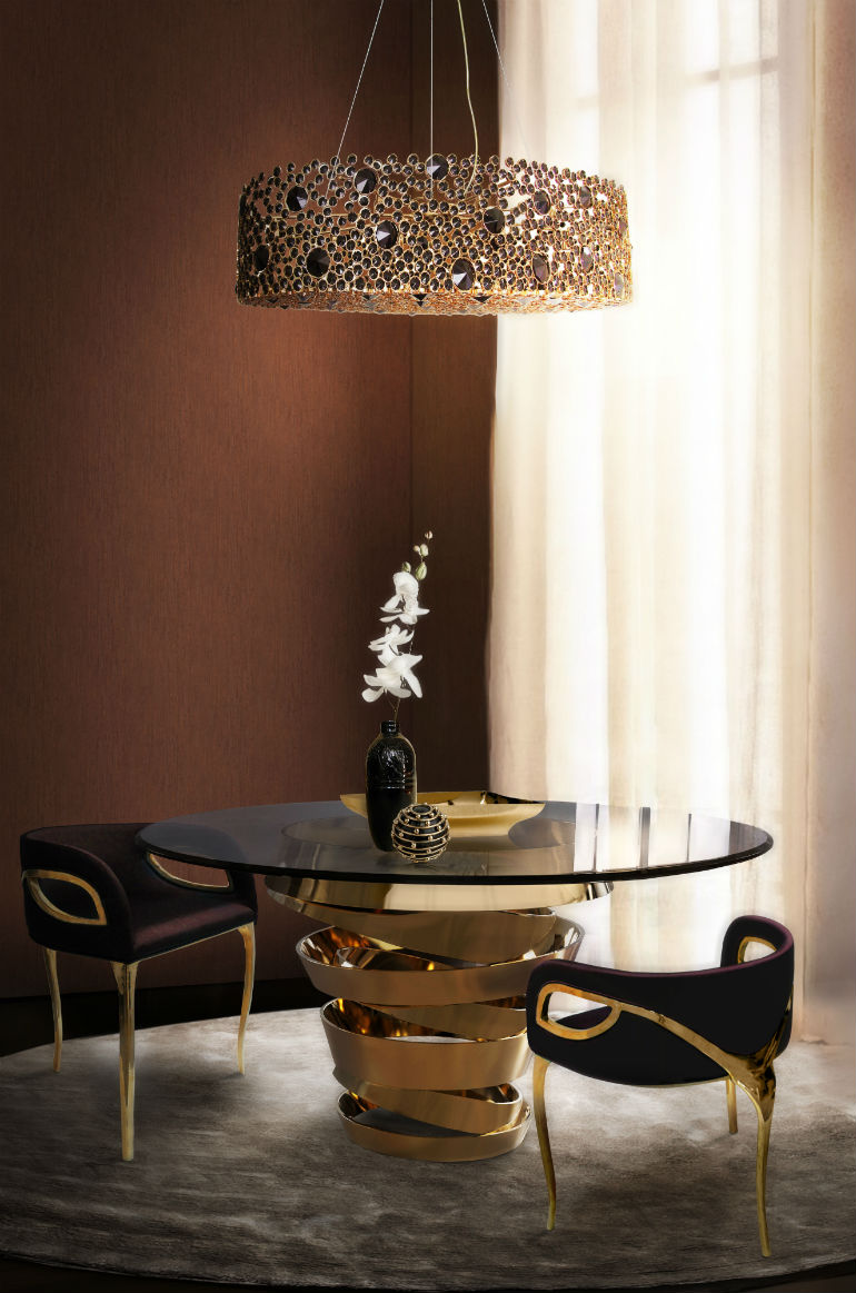 7 Inspirational Dining Room Chairs Sets to Covet dining room chairs 7 Inspirational Dining Room Chairs Sets For Thanksgiving 7 Inspirational Dining Room Chairs Sets to Covet 7