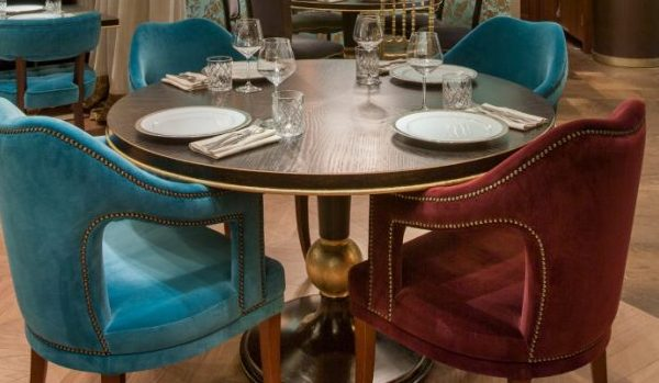 Get Inspired By The Incredible Velvet Chair Designs At COCOCO