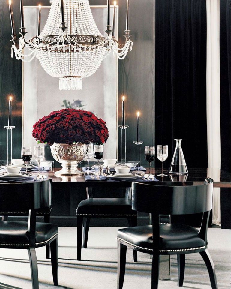 How To Decorate Dramatic Dining Rooms With Smart Dining Chairs (2) dining chairs How To Decorate Dramatic Dining Rooms With Smart Dining Chairs How To Decorate Dramatic Dining Rooms With Smart Dining Chairs 2