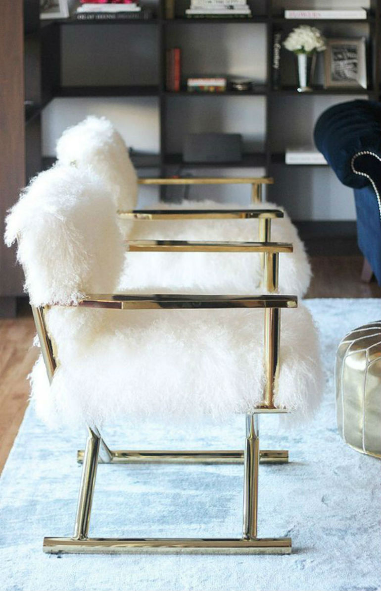 3 Home Decor Trends For Spring Brittany Stager: 9 Stunning White Chair Designs For A Simple Yet Elegant