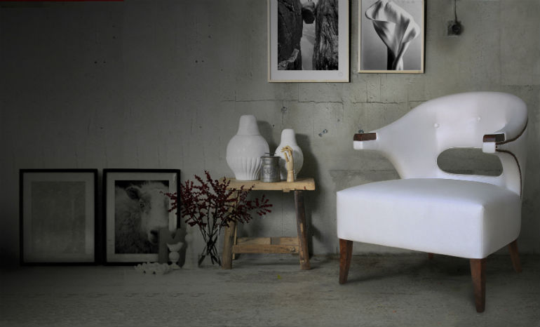 9 Stunning White Chair Designs For A Simple Yet Elegant