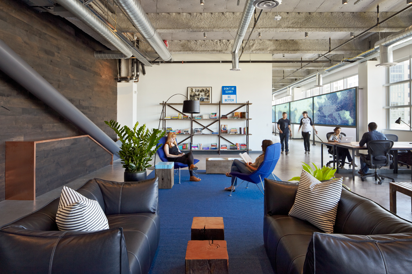 10 Unbelievable Modern Chairs at Dropbox Headquarters. Send Your CV! modern chairs 10 Unbelievable Modern Chairs at Dropbox Headquarters. Send Your CV! dropbox office san francisco designboom031