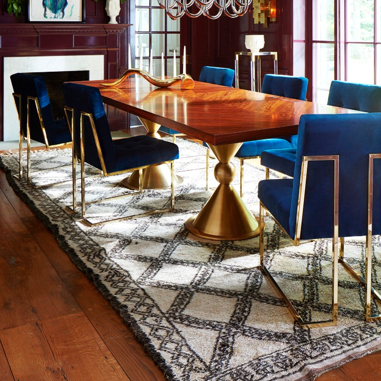 7 Trendy Dining Chairs You will Love, Even If You Don´t Like Blue Dining Chairs 7 Trendy Dining Chairs You will Love, Even If You Don´t Like Blue 7 Trendy Dining Chairs You will Love Even If You Don  t Like Blue 4