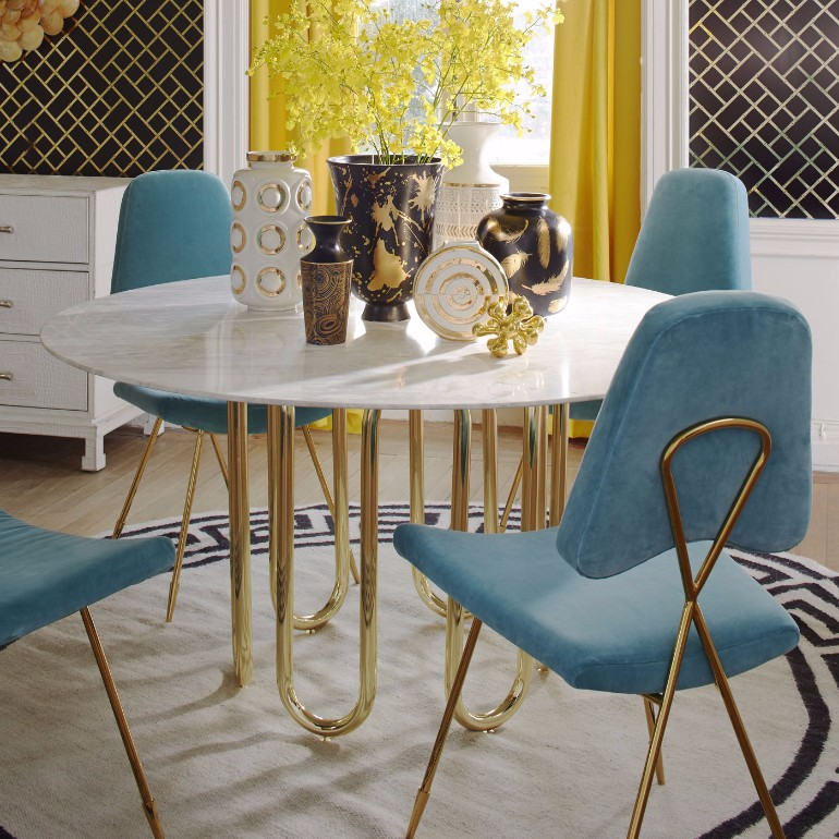 7 Trendy Dining Chairs You will Love, Even If You Don´t Like Blue Dining Chairs 7 Trendy Dining Chairs You will Love, Even If You Don´t Like Blue 7 Trendy Dining Chairs You will Love Even If You Don  t Like Blue 5