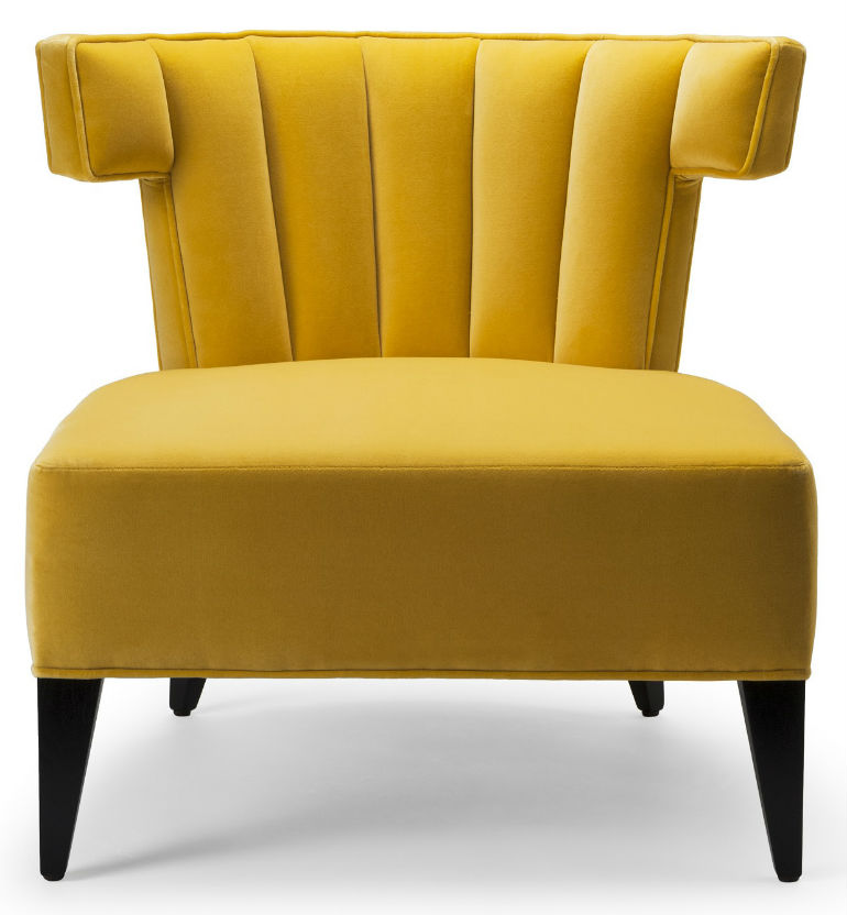 Primrose Yellow 2017 Pantone Color You Need For Your Velvet Armchair velvet armchair Primrose Yellow: 2017 Pantone Color You Need For Your Velvet Armchair Primrose Yellow 2017 Pantone Color You Need For Your Velvet Armchair 4