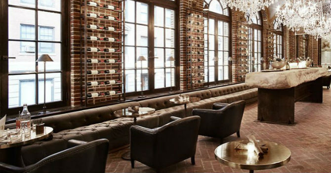 Restoration Hardware Steps Up Hospitality Design With Modern Chairs (2)